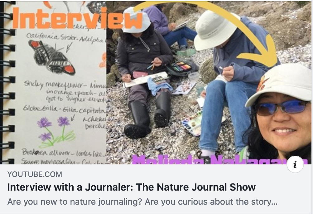 The Nature Journal Show interview